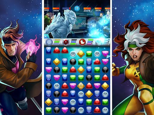 MARVEL Puzzle Quest: Join the Super Hero Battle! 219.556184 screenshots 12
