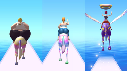 Fat 2 Fit! Unicorn Challenge  screenshots 24