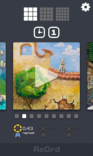 reord - slide puzzle screenshot 3