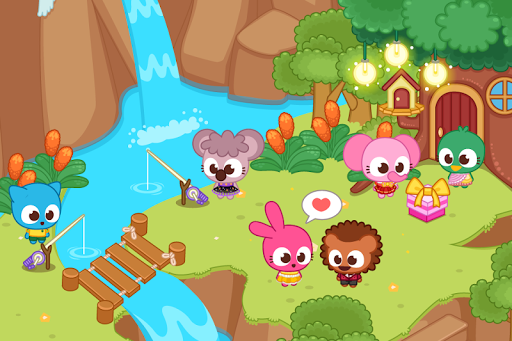 Papo Town: Forest Friends  screenshots 1
