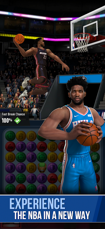 NBA Ball Stars: Play with your Favorite NBA Stars poster 0