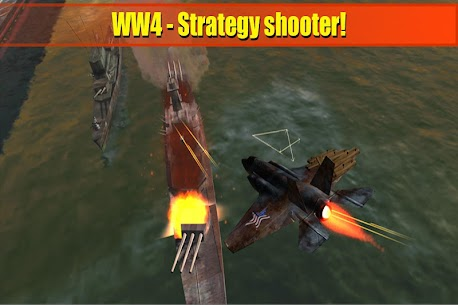 WW4  VR flight shooter Game Hack Android and iOS 2
