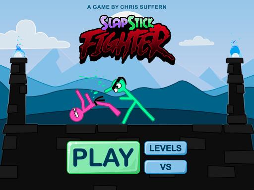 Slapstick Fighter - Stickman Ragdoll Fighting Game Apkfinish screenshots 5