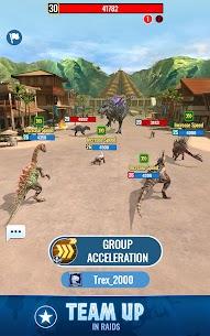 Jurassic World Alive 2.10.25 MOD APK (Unlimited Money) 4