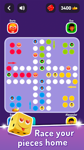 Ludo Trouble: German Parchis for the Parchis Star 2.0.26 Screenshots 19