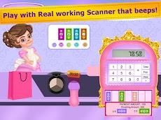 ピンクプリンセス食料品市場の金銭登録機のおすすめ画像5