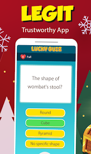 Trivia game & 30k+ quizzes, free play - Lucky Quiz Screenshot