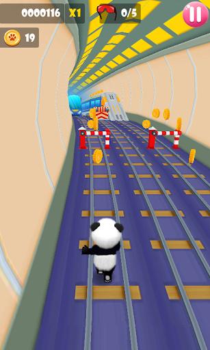 Panda Run apkpoly screenshots 3