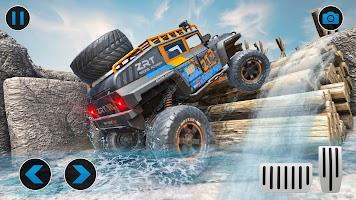 Mega Truck Offroad driving games 2021