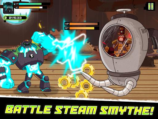 Ben 10 - Omnitrix Hero: Aliens vs Robots 1.0.6 Screenshots 9