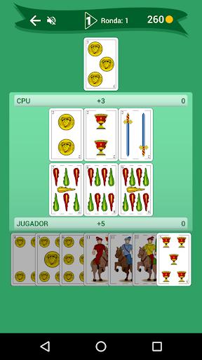 Chinchu00f3n: card game  screenshots 4