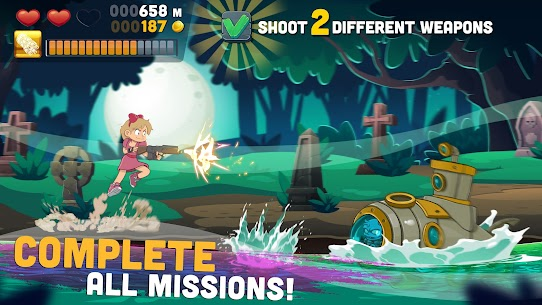 Undead Squad MOD APK (UNLIMITED CURRENCY) Download 2