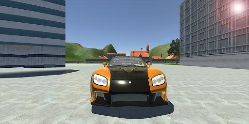 RX-7 VeilSide Drift Simulator: Car Games Racing 3D  screenshots 2