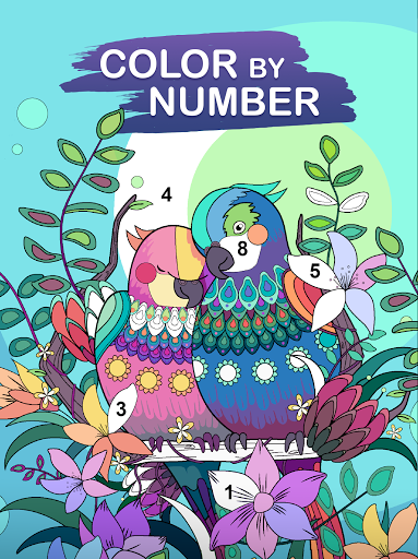 Art Games : Color by number 1.0.0 screenshots 17