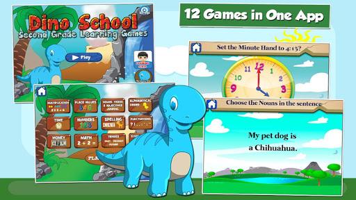 Dino Grade 2 Games screenshots 6