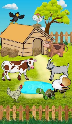 Zoo For Preschool Kids 3-9 - Animals Sounds  Screenshots 3