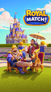 Royal Match Mod Apk (Unlimited Stars/Coins) 7