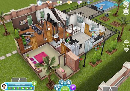 The Sims FreePlay MOD APK 5.62.0 (Unlimited Money, VIP unlocked) 9