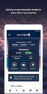 United Airlines  Apps For Pc – Free Download On Windows 10/8/7 And Mac 1