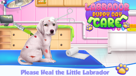 Labrador Puppy Day Care Screenshot