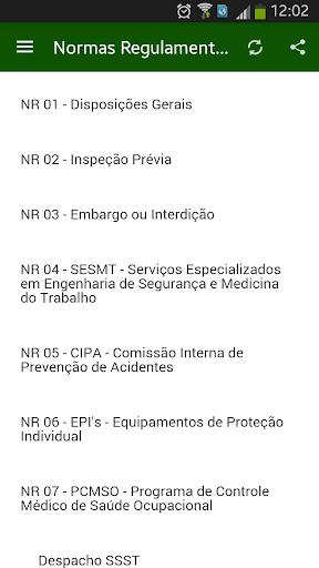 Seguranu00e7a do Trabalho android2mod screenshots 5