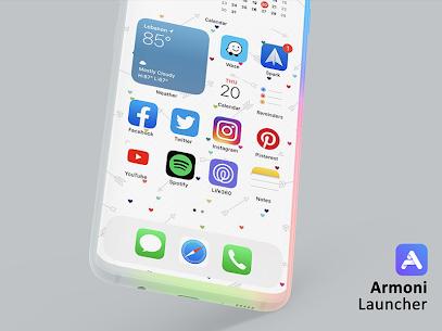 Armoni Launcher PRO (BIG UPDATE) Apk Free Download 2