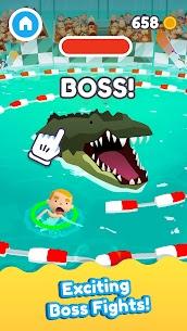 Shark Escape 3D – Swim Fast! MOD APK 1.0.99 (Unlimited Money) 3
