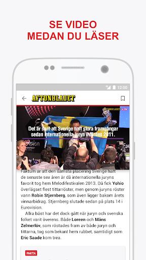 Aftonbladet Nyheter 4.30.1 Screenshots 6