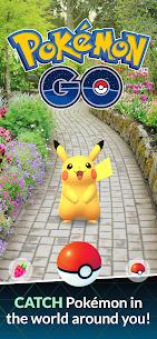 PokémonGo Mod Apk 0.195.0 (Fake GPS+ Anti Ban) 1