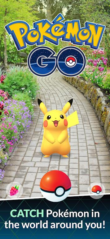 Pokémon GO poster 0