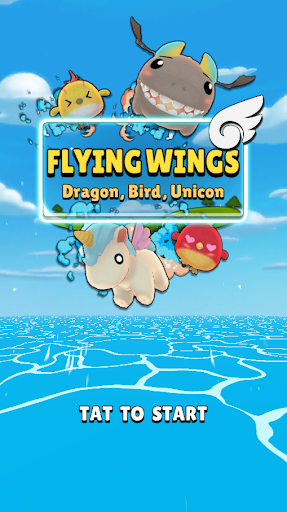 Flying Wings - Run Game with Dragon, Bird, Unicorn 2.1 screenshots 13