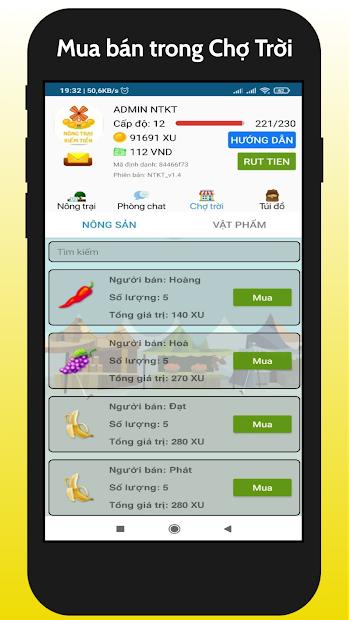 Nong Trai Kiem Tien - NTKT 2021 screenshot 5