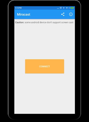 Miracast - Wifi Display 2.0 Screenshots 7