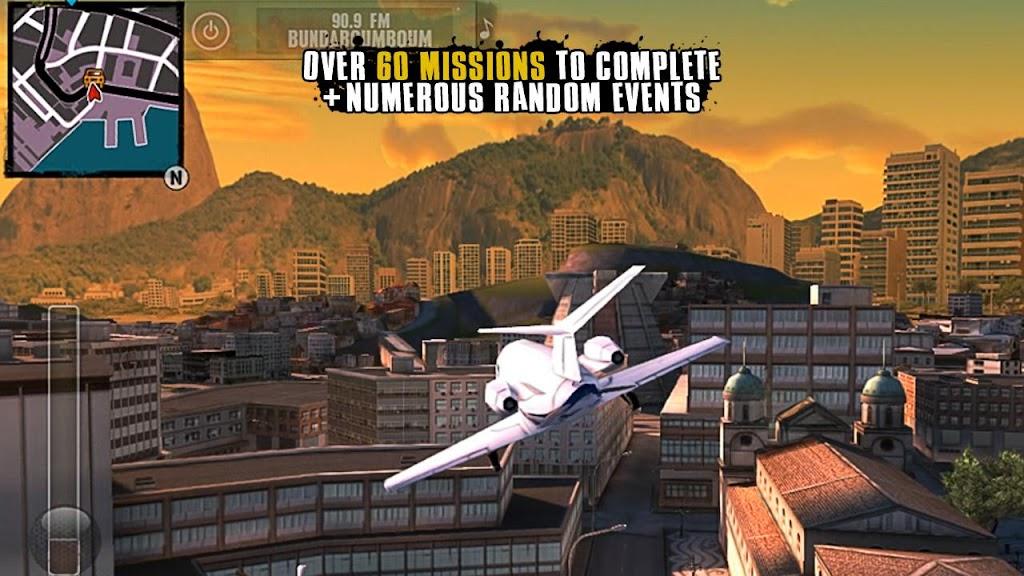 Gangstar Rio: City of Saints  poster 2