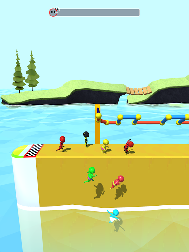 Sea Race 3D - Fun Sports Game Run 3D: Water Subway  Screenshots 3