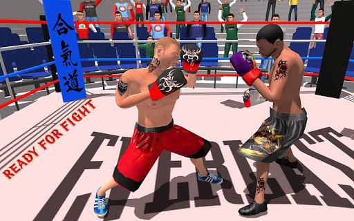 Ninja Fighter Punch Boxing Kung Fu Karate Warrior 1.0 screenshots 6