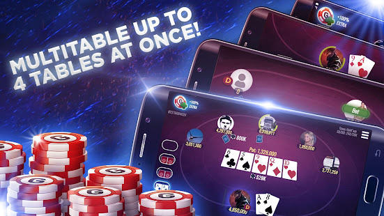Poker Texas Holdem Live Pro 7.1.1 APK screenshots 11