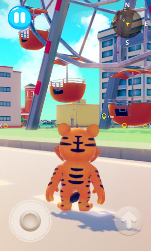 Talking Tiger  screenshots 1