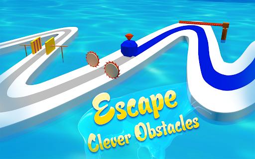 Line Color Game: 3D Adventure  screenshots 12