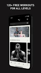 PUMATRAC Home Workouts, Training, Running, Fitness Mod 4.17.0 Apk (Unlocked) 1