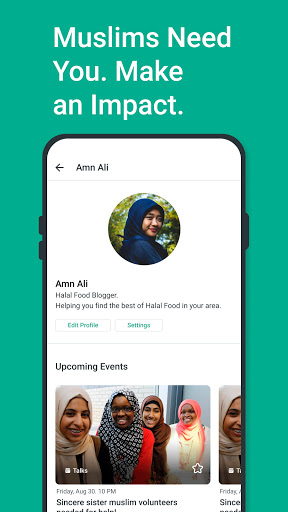 Muslims: Platform for discussions and Islamic Q&A 1.0.3 Screenshots 5