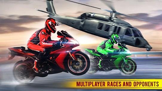 Bike Racing 2021 – New Bike Race Game Mod Apk 1.4.2 (A Lot of Money) 4