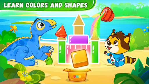 Educational games for kids & toddlers 3 years old  Screenshots 4