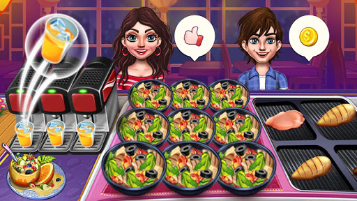Cook n Travel: Cooking Games Craze Madness of Food 2.6 screenshots 2