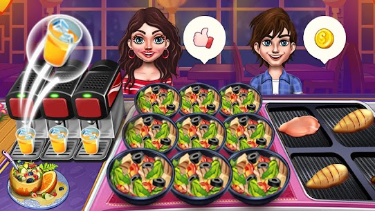 Cook n Travel: Cooking Games Craze Madness of Food 2