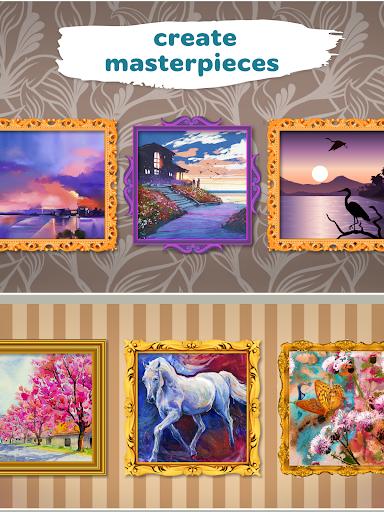 Paint Book: Coloring Book & Decor screenshots 10
