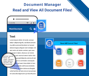 All Document Manager-Read All Office Documents (MOD APK, Premium) v1.6.7 1