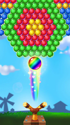 Bubble Shooter apktreat screenshots 1