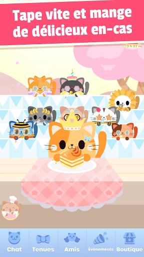Code Triche Greedy Cats: clique chaton (Astuce) APK MOD screenshots 2