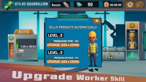 Factory Tycoon : Idle Clicker Game  screenshots 7